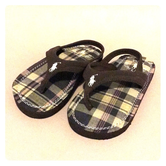 Polo Sandals Toddler Boys Or Girls 9c
